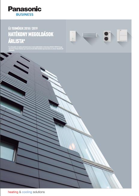 Panasonic 2014 katalógus