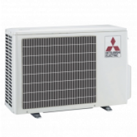 Mitsubishi - MSZ-HR35VF / MUZ-HR35VF Inverteres oldalfali split klíma