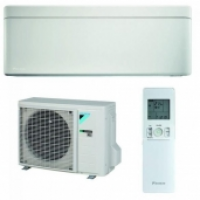 DAIKIN Stylish FTXA25AW / RXA25A Inverteres split klima