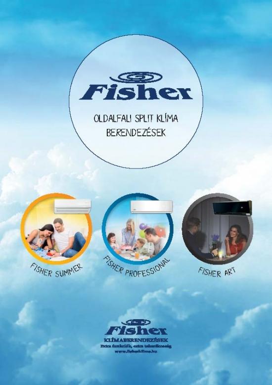 Fisher monoblokk