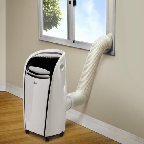 hot cool kl ma mi a mobil klima. Black Bedroom Furniture Sets. Home Design Ideas