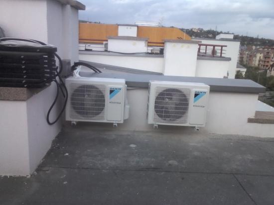Daikin klímák telepítése, beszerelése - Budapest - Ausztria