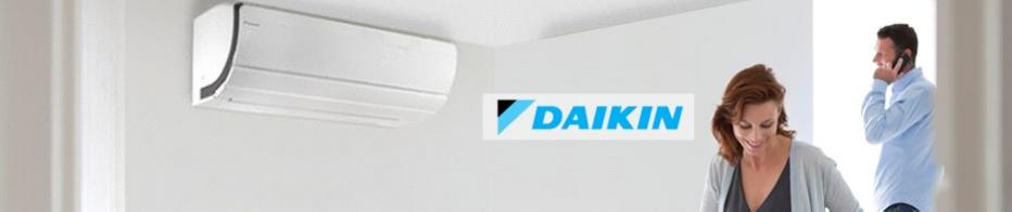 Daikin klímák