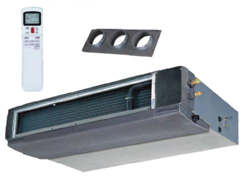 FISHER FSLI-242AE3 / FSOIF-244AE3 Inverteres légcsatornázható split klíma