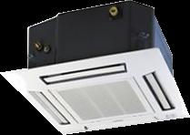 Panasonic KIT-Z35-UB4 Inverteres álmennyezeti kazettás split klíma