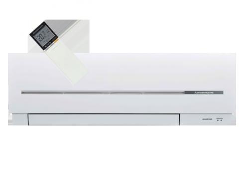 Mitsubishi MSZ - MXZ-2D33VA - 2 x Mitsubishi MSZ - SF20VE Inverteres duál oldalfali split klíma