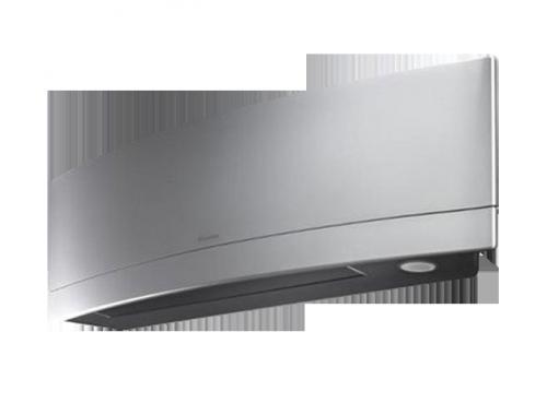 DAIKIN - 3MXM52N / 2 x FTXJ25MS + FTXJ35MS EMURA Inverteres triál oldalfali split klíma (aluminium)