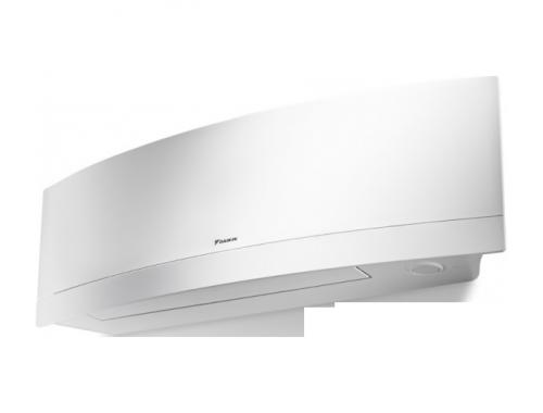 DAIKIN FTXJ50MW / RXJ50M Emura (Fehér) Inverteres oldalfali split klíma