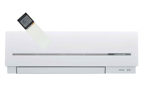 Mitsubishi MSZ - MXZ-5E102VA - 5 x Mitsubishi MSZ - SF25VE Inverteres Pento oldalfali split klíma