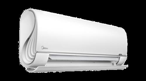 MIDEA MSFAAU-09HRFN8-SP-WIFI Breezeless Inverteres oldalfali split klíma